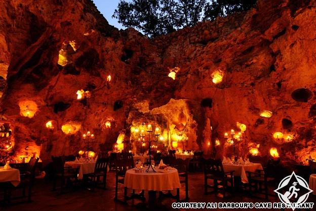 مطعم علي باربور