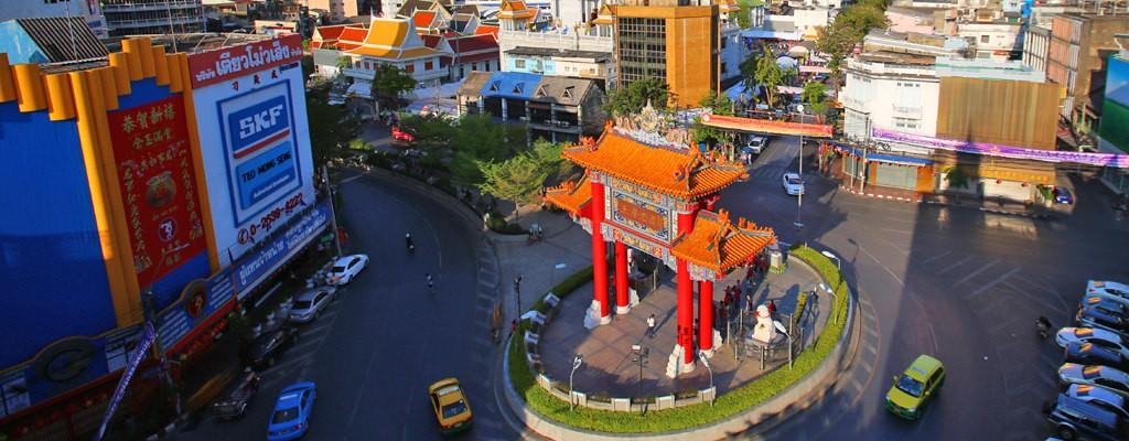 الحي الصيني في بانكوك