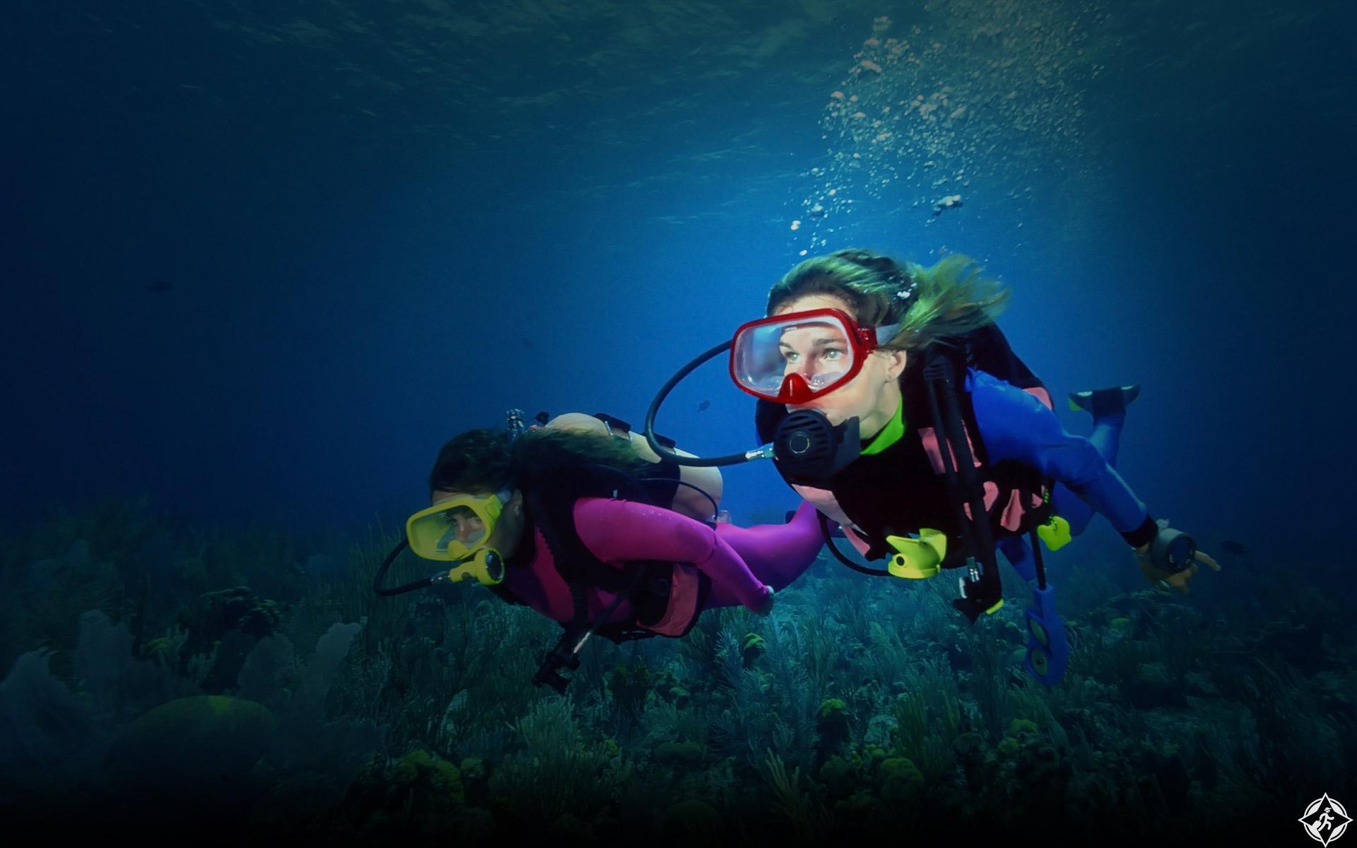الغوص في تينيريفي