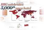 الفندق رقم 5000 لفنادق إنتركونتيننتال