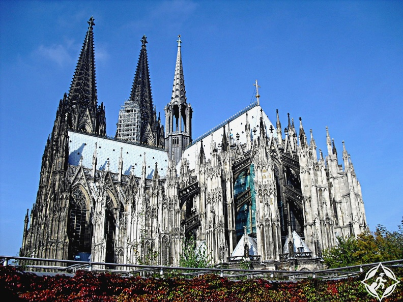 الكاتدرائية العظيمة في كولونيا