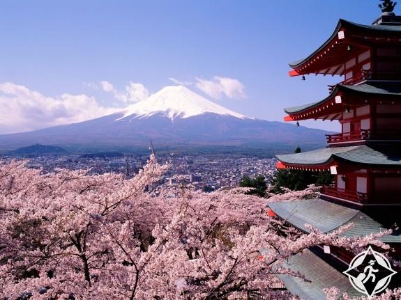 المزارات السياحية في اليابان