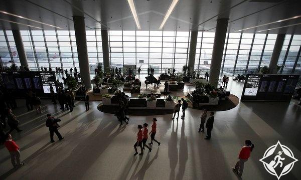 المطارات الصينية