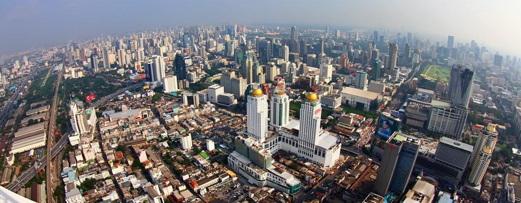 براتونام في بانكوك