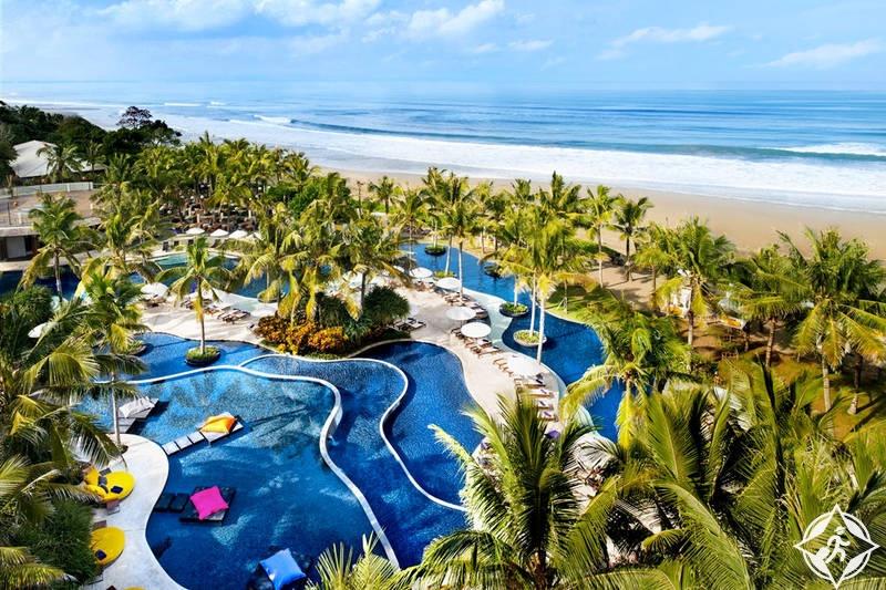 دبليو ريتريت آند سبا W Retreat & Spa Bali Seminyak ، سيمينياك