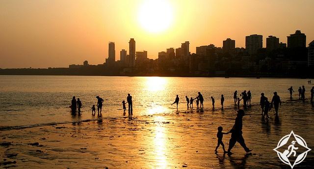 شواطىء مومباي