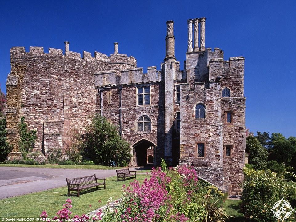 قلعة بيركلي