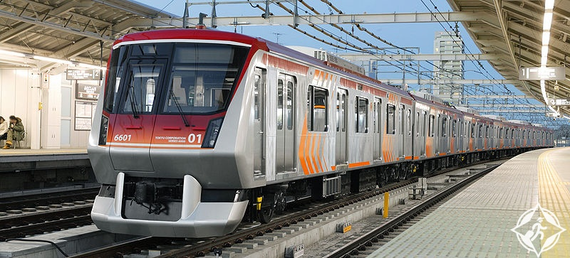 مترو اليابان