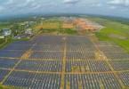 مطار الهند الطاقة الشمسية