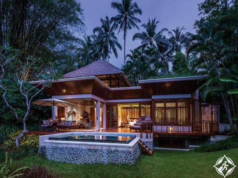 منتجع فور سيزونز بالي في سايان Four Seasons Resort Bali at Sayan، أوبود