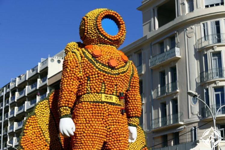 مهرجان الليمون، مينتو، فرنسا