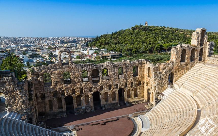 مسرح أثينا