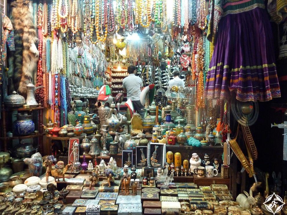 التسوق في عمان