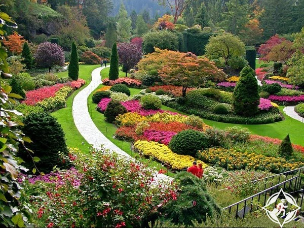 الحديقة النباتية في براتيسلافا