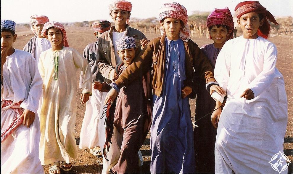 الشعب العماني