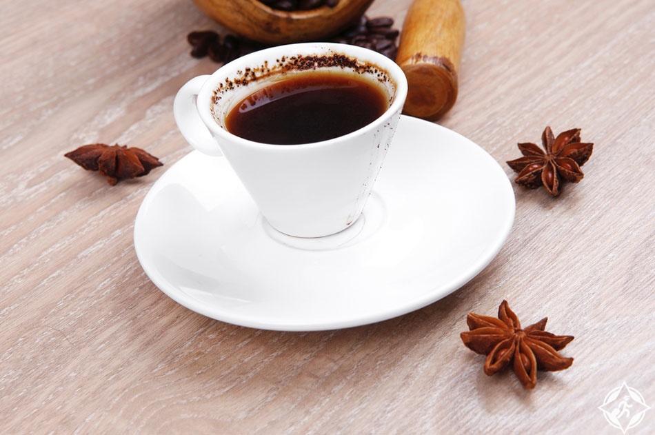 القهوة الارنية