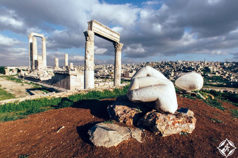 المعالم الأثرية