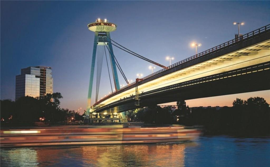 جسر UFO
