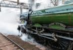 القطار البخاري الأسطوري
