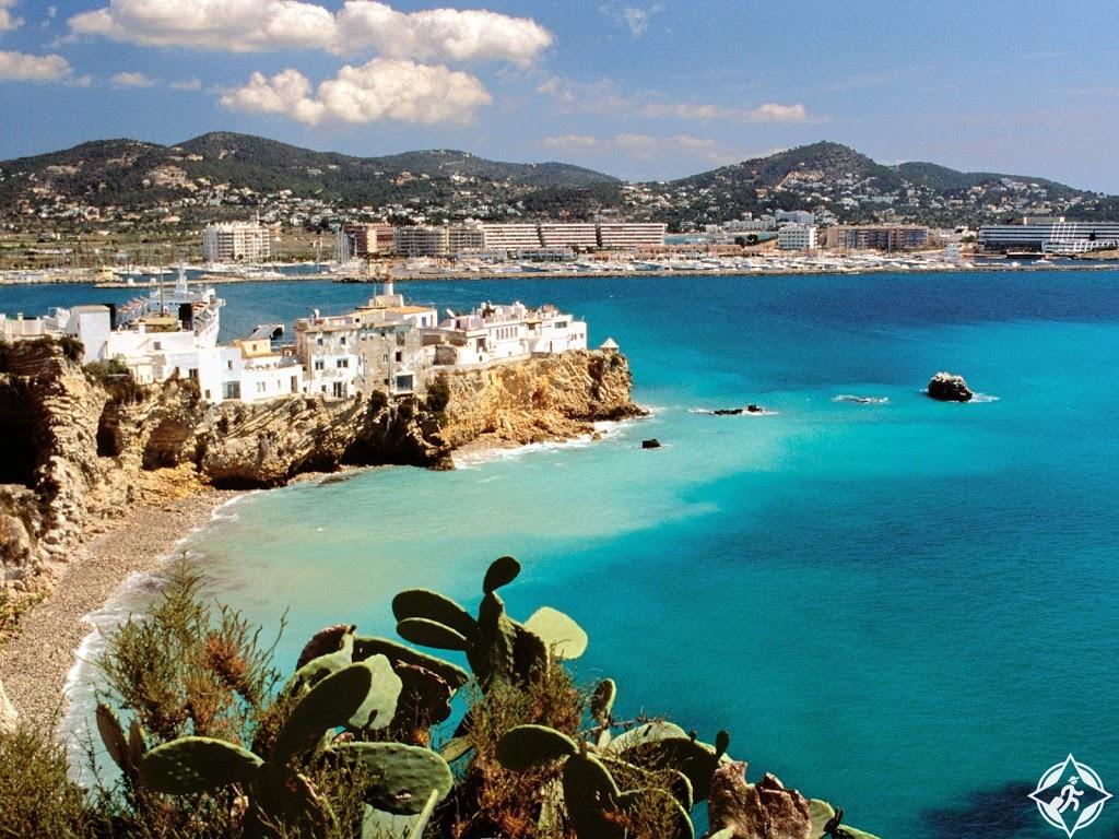 جزر إسبانيا