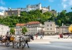 الأماكن السياحية في سالزبورغ النمسا