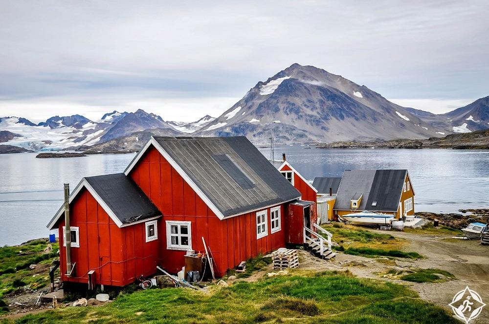 8 أشياء تدفعك للسفر إلى جرينلاند .. أكبر جزيرة في العالم