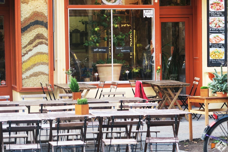 المطاعم في برلين