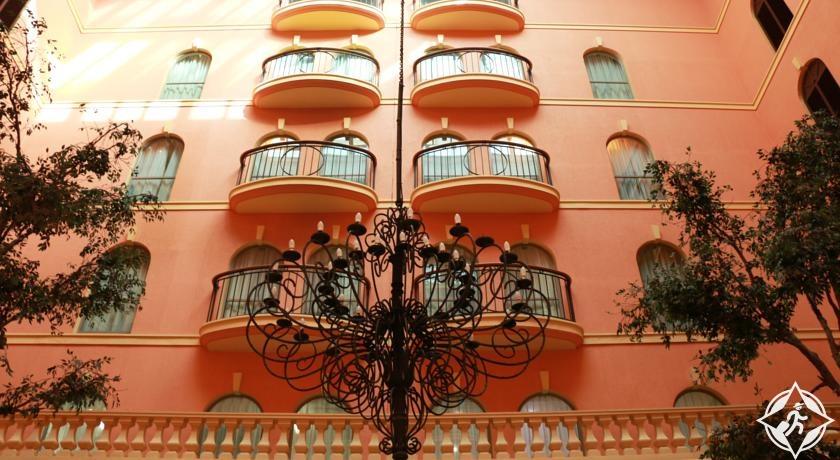 فندق جراند اكسلسيور ديرة