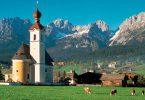 السياحة في مدينة هال في النمسا