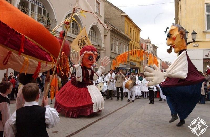 مهرجانات بودابست