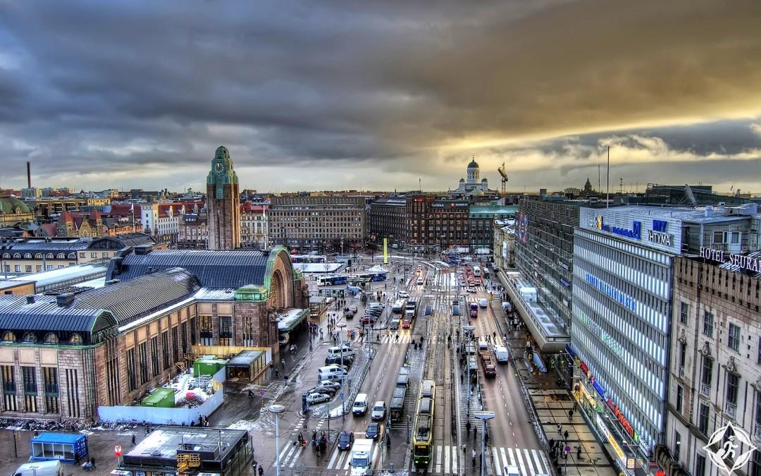 موقع هلسنكي