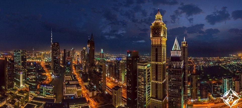 برج الإمارات في دبي