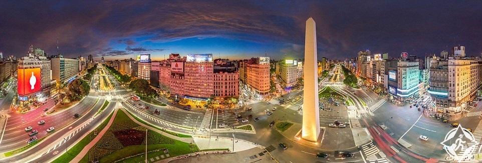 بوينس آيرس في الأرجنتين