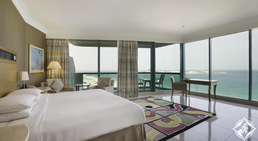 غرف فندق هيلتون دبي الممشى