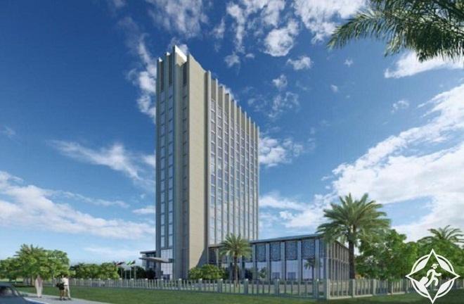 فنادق روف في دبي