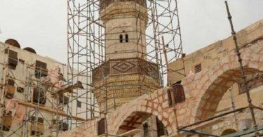 مسجد تاريخي في السعودية
