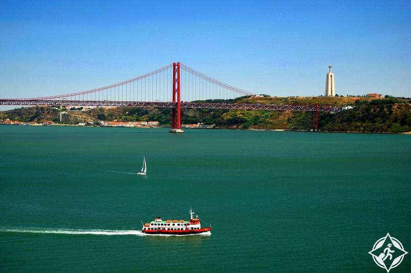 نهر التاجة لشبونة