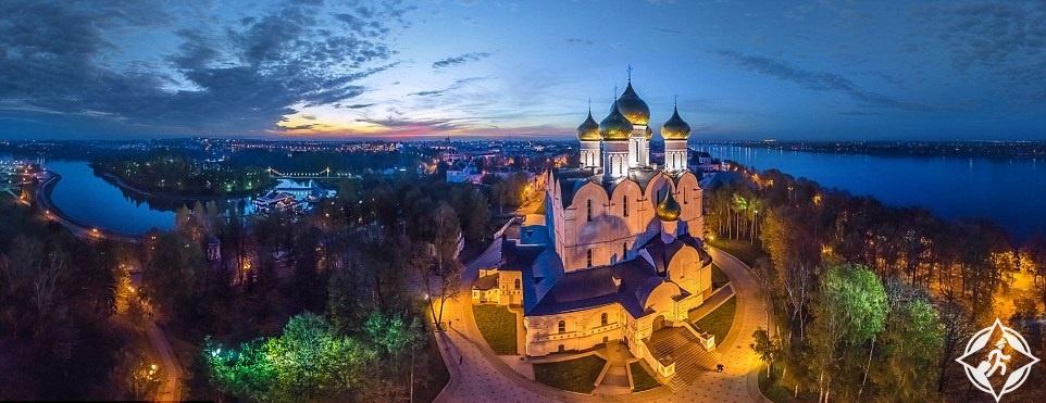 ياروسلافل في روسيا