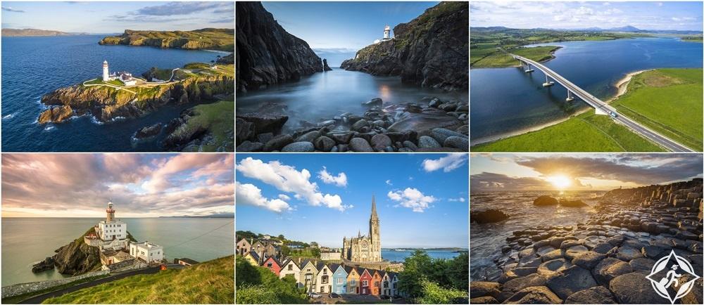 ساحل ايرلندا