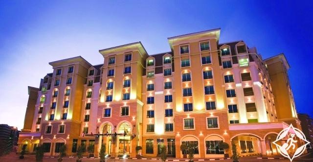 فنادق أفاني