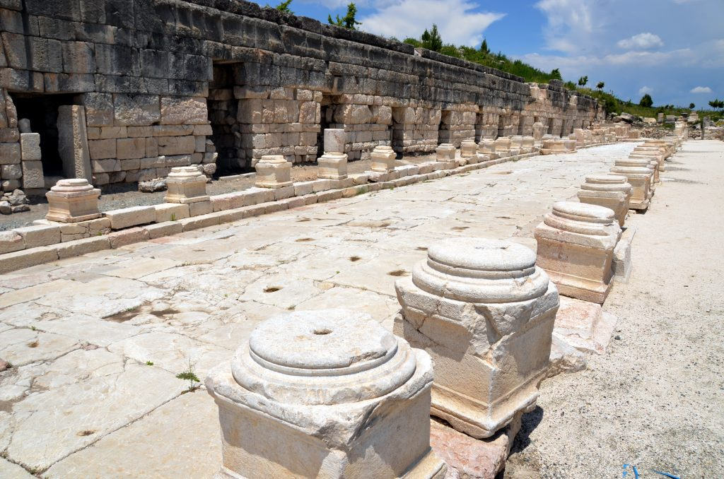تركيا تفتتح مدينة كيبيرى الأثرية للسياح العام المقبل