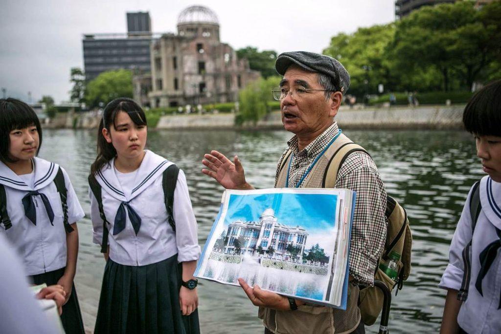 هيروشيما في اليابان 2
