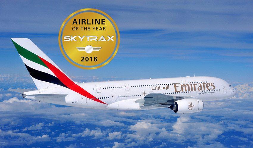 أفضل شركات الطيران في العالم 2016