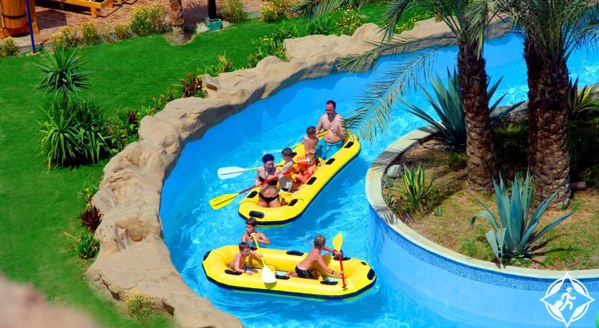 اكوا بلو ووتر المائية في شرم الشيخ