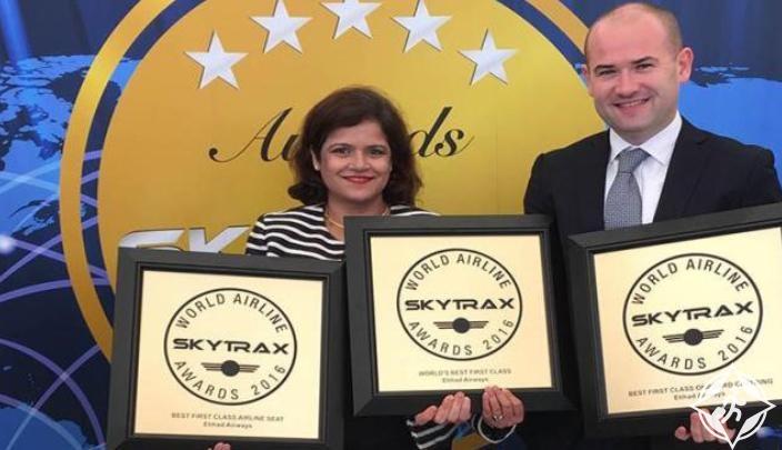 الاتحاد للطيران سكاي تراكس 2016