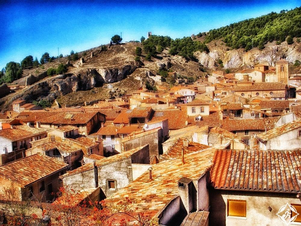 الريف الاسباني