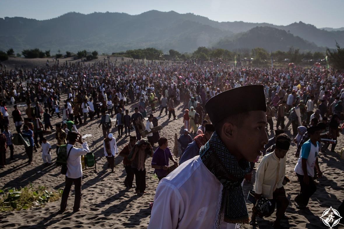 العيد في اندونيسيا