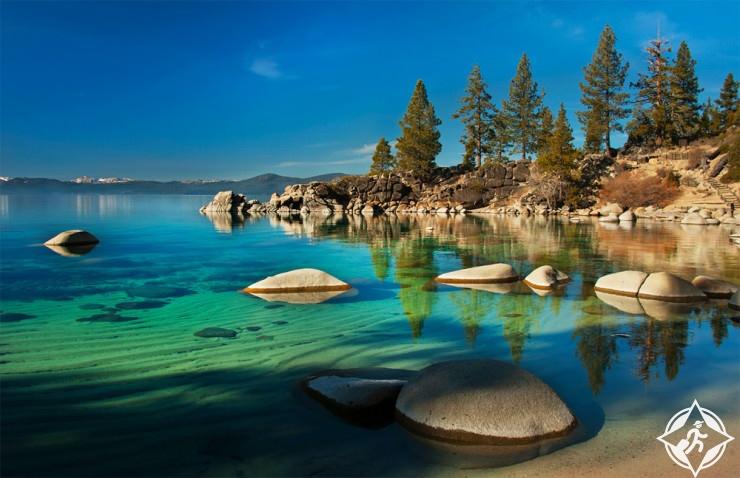 بحيرة تاهوي