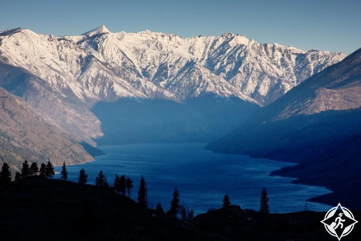 بحيرة شيلان