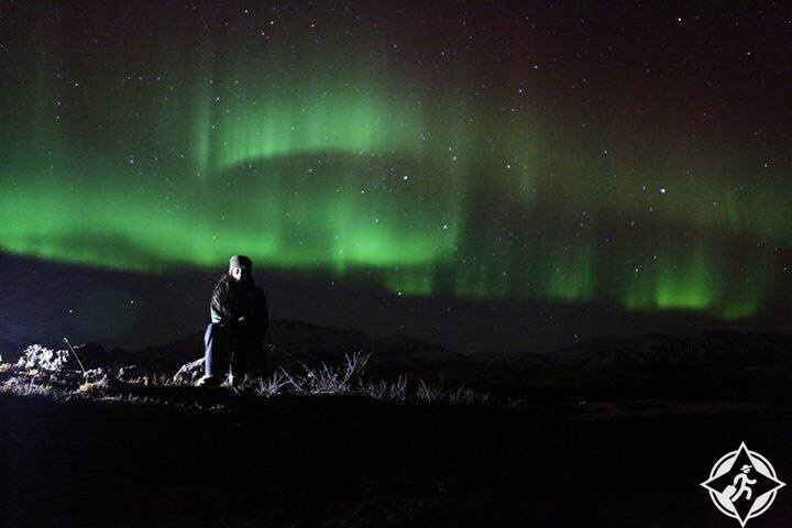 رحلتي إلى أيسلندا